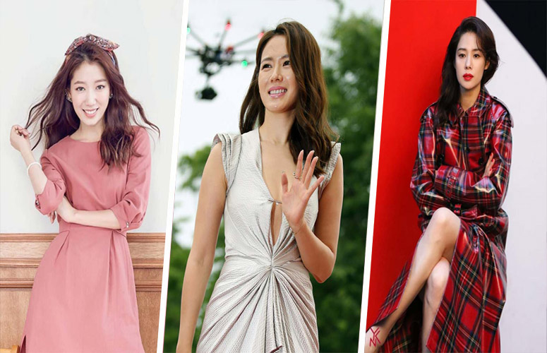 Most Beutiful Korean Actresses with Their Dramas