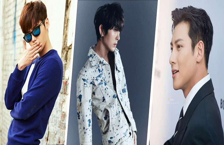 Most Handsome Korean Actors with Their Dramas