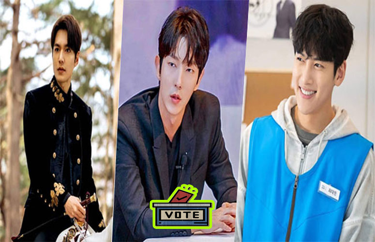 Who was the Best K-drama actor of the year