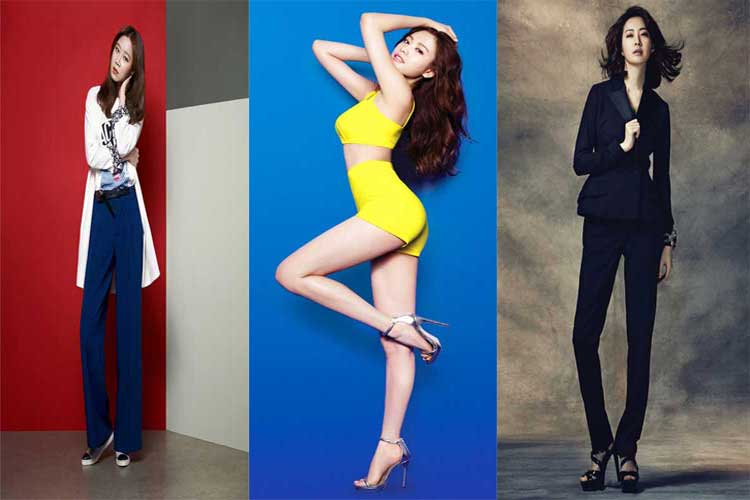 Tallest Actresses In Kdrama
