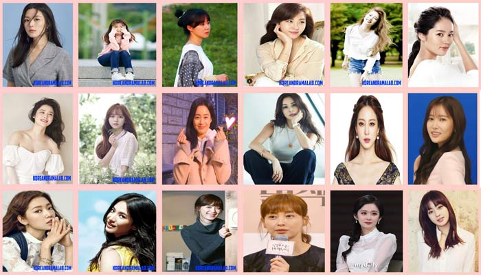 Best Actresses of Korean Tv Series All Time