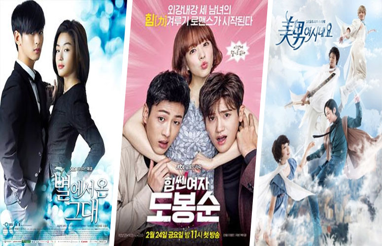 Best Romantic Comedy KDramas Of All Time