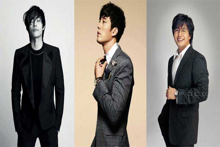 Hottest Korean Drama Actors Over 40 Years Old